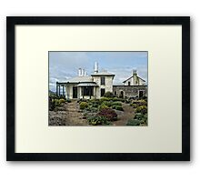 Highfield Historic Site - Homestead Framed Print