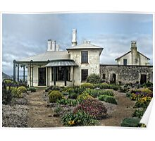 Highfield Historic Site - Homestead Poster