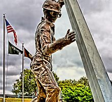 Steel Workers Memorial by djphoto