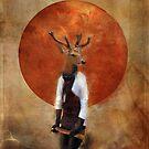 Dear Deer by badmiaou