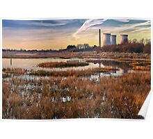 Reflections of Richborough Poster