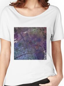 Honey - Abstract Fractal Women's Relaxed Fit T-Shirt