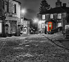 Haworth West Yorkshire - HDR by Colin  Williams Photography