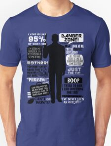 Archer - Sterling Archer Quotes Unisex T-Shirt