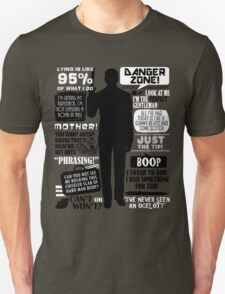 Archer - Sterling Archer Quotes T-Shirt