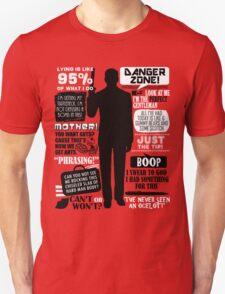 Archer - Sterling Archer Quotes T-Shirt