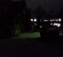 A Snowy Night in Conecticut by cm642