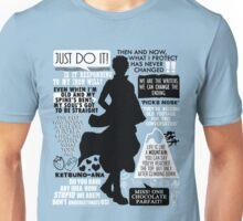 Gintama - Sakata Gintoki Quotes Unisex T-Shirt