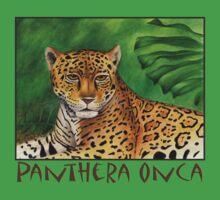 Jaguar (Panthera onca) Kids Clothes