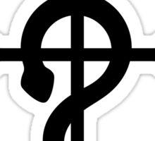 Full metal alchemist symbol Sticker