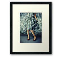 Rockabilly Framed Print