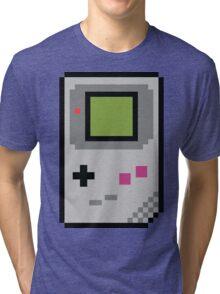 8 bit Gameboy Classic Tri-blend T-Shirt