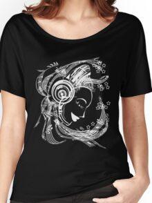 Music Beauty Women's Relaxed Fit T-Shirt