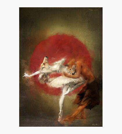 fox ballet Photographic Print