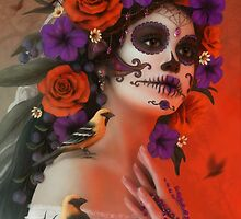 Day of the Dead by Tanya Wheeler Varga