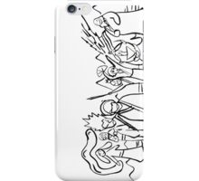 Avatar: The Last Airbender - Sokka's Drawing iPhone Case/Skin
