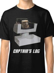 Captain's Log Classic T-Shirt