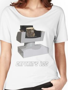 Captain's Log Women's Relaxed Fit T-Shirt