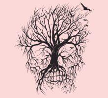 Dead Tree One Piece - Long Sleeve