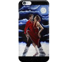 Dancing on the Clouds iPhone Case/Skin