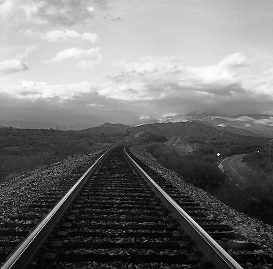 Rail and Road by James2001