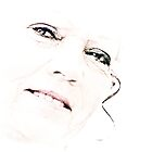 Smiling eyes by Linda Sparks