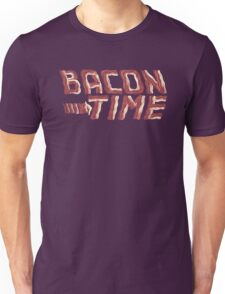 bacon time Unisex T-Shirt