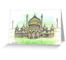 Royal Pavillion Greeting Card