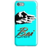 Boi iPhone Case/Skin