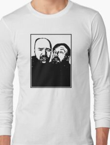 Karl Pilkington and Ricky Gervais T-Shirt