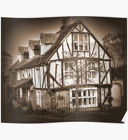 The Old Rectory, Shorne Poster