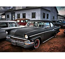 The Greasers Ghost Photographic Print