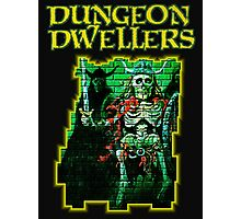 Dungeon Dwellers! Photographic Print