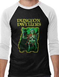 Dungeon Dwellers! Men's Baseball ¾ T-Shirt