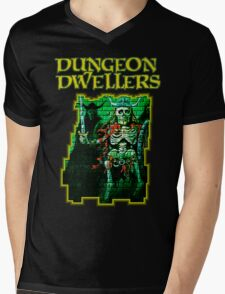 Dungeon Dwellers! Mens V-Neck T-Shirt
