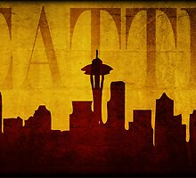 Seattle by RickyBarnard