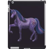 Twilight Sparkle Colored Pencil Rendering iPad Case/Skin