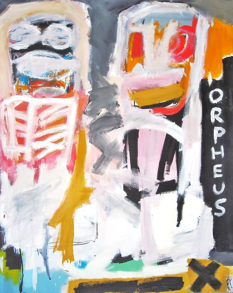Orpheus by Alan Taylor Jeffries