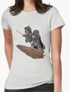 Star Wars Lion King Womens T-Shirt