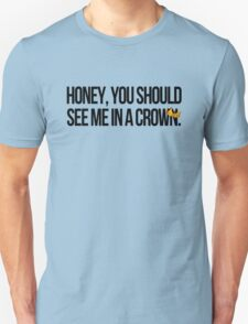 THE CROWNED CRIMINAL T-Shirt