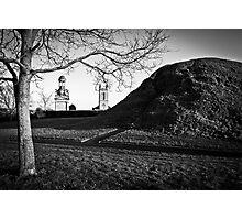 Dundonald Moat Photographic Print