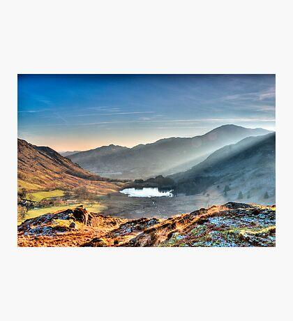 Langdale Tarn Photographic Print