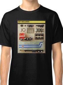 Set Includes Classic T-Shirt