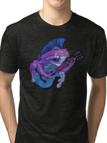 Feeling Froggy Tri-blend T-Shirt