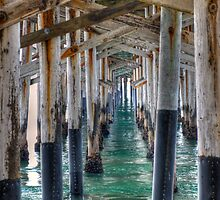 Under The Dock by Diego Re