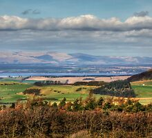Over the Forth to Fife by Tom Gomez