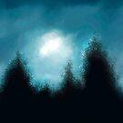 Tree Horizon by Mitch Adams
