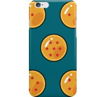 The seven Dragon Balls  iPhone Case/Skin
