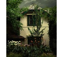 The Widow's Cottage Photographic Print