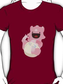 Baba-cera-tops pink T-Shirt